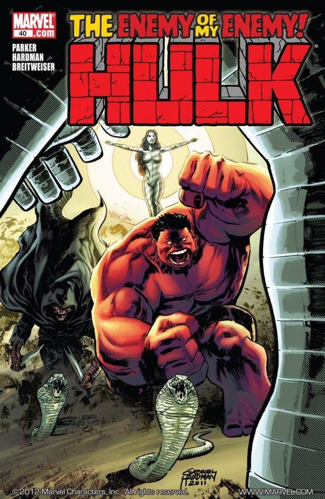 Hulk (2008-2012) #40