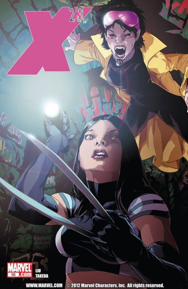 X-23 (2010-2012) #10