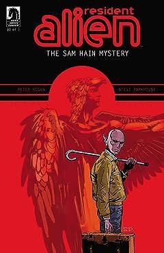 Resident Alien: The Sam Hain Mystery #0