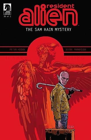 Resident Alien: The Sam Hain Mystery No.0