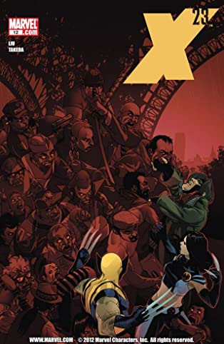 X-23 (2010-2012) #12