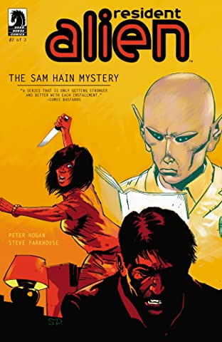 Resident Alien: The Sam Hain Mystery #2