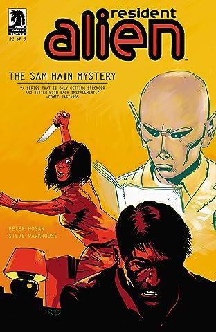 Resident Alien: The Sam Hain Mystery No.2