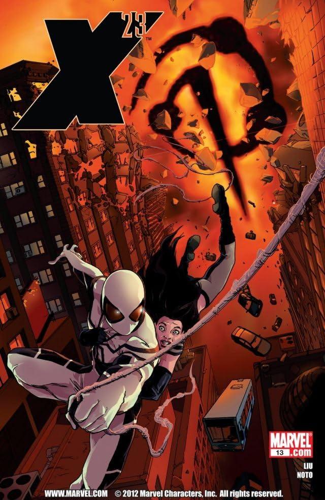 X-23 (2010-2012) #13