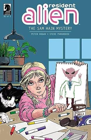 Resident Alien: The Sam Hain Mystery No.3