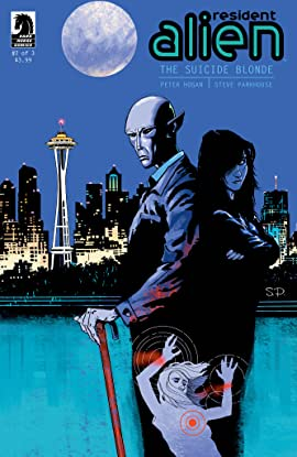 Resident Alien: The Suicide Blonde #2