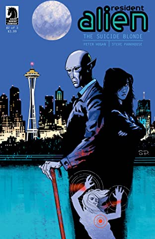 Resident Alien: The Suicide Blonde No.2