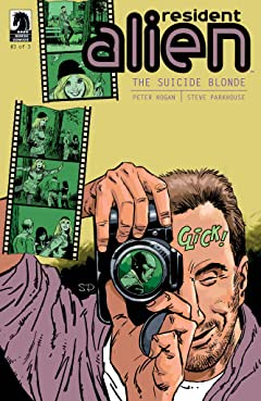 Resident Alien: The Suicide Blonde No.3
