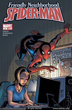 Friendly Neighborhood Spider-Man (2005-2007) #5