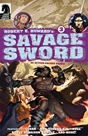 Robert E. Howard's Savage Sword #3