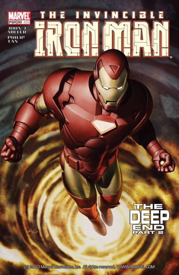 Iron Man (1998-2004) #80