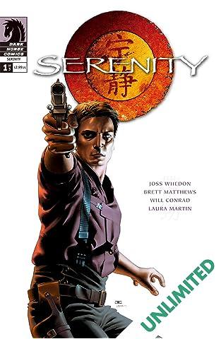 Serenity: Those Left Behind #1
