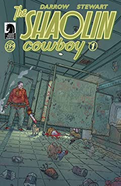 Shaolin Cowboy #1