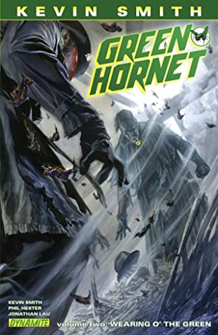 Kevin Smith's Green Hornet Tome 2: Wearing O' The Green
