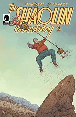 Shaolin Cowboy #2