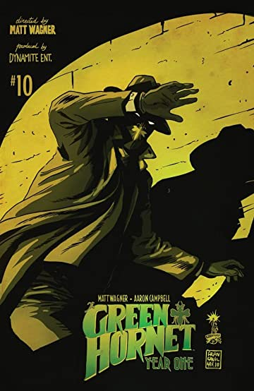 Green Hornet: Year One #10