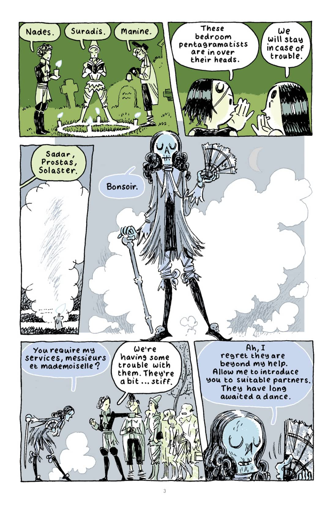 Skeleton Key Color Special #1