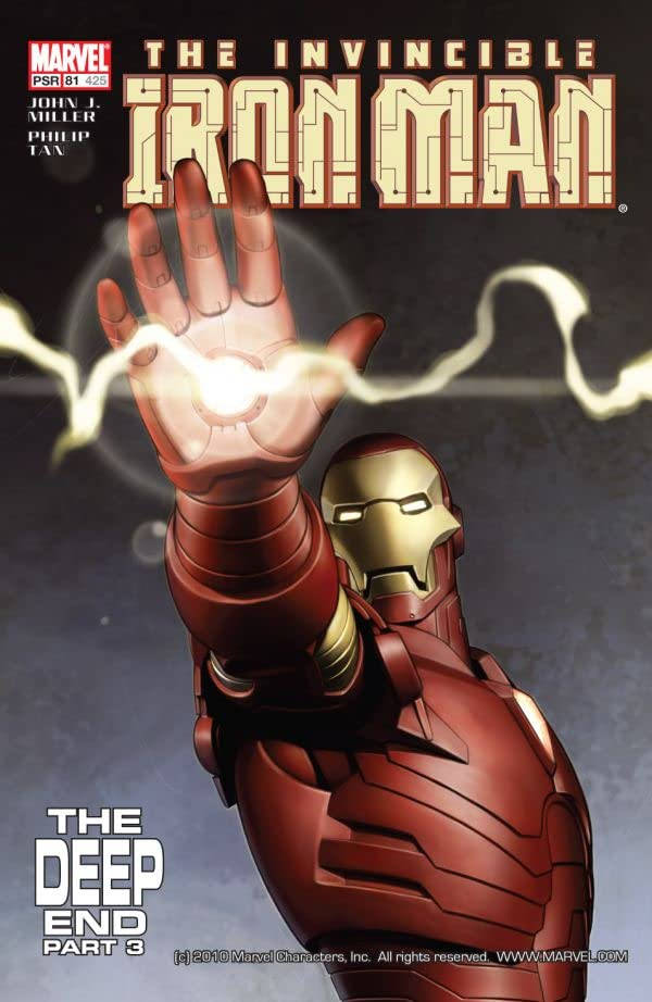 Iron Man (1998-2004) #81