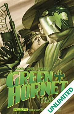 Green Hornet: Year One Vol. 1