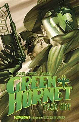 Green Hornet: Year One Tome 1