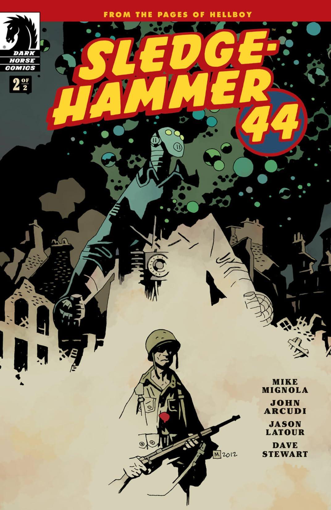 Sledgehammer 44 #2