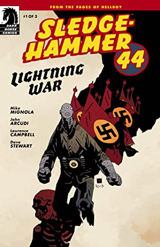 Sledgehammer 44 #1: Lightning War #1