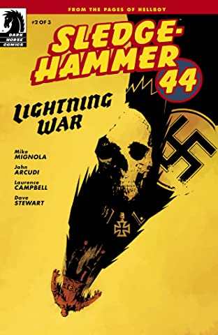 Sledgehammer 44 #2: Lightning War #2