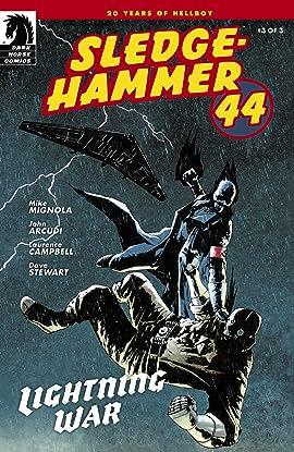 Sledgehammer 44 #3: Lightning War #3