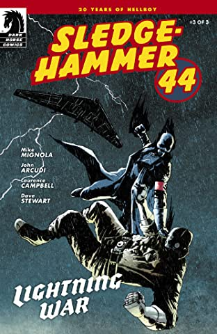 Sledgehammer 44 #3: Lightning War #3
