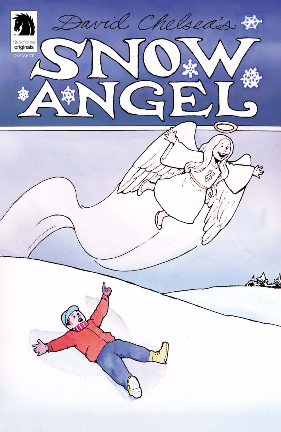 Snow Angel #1