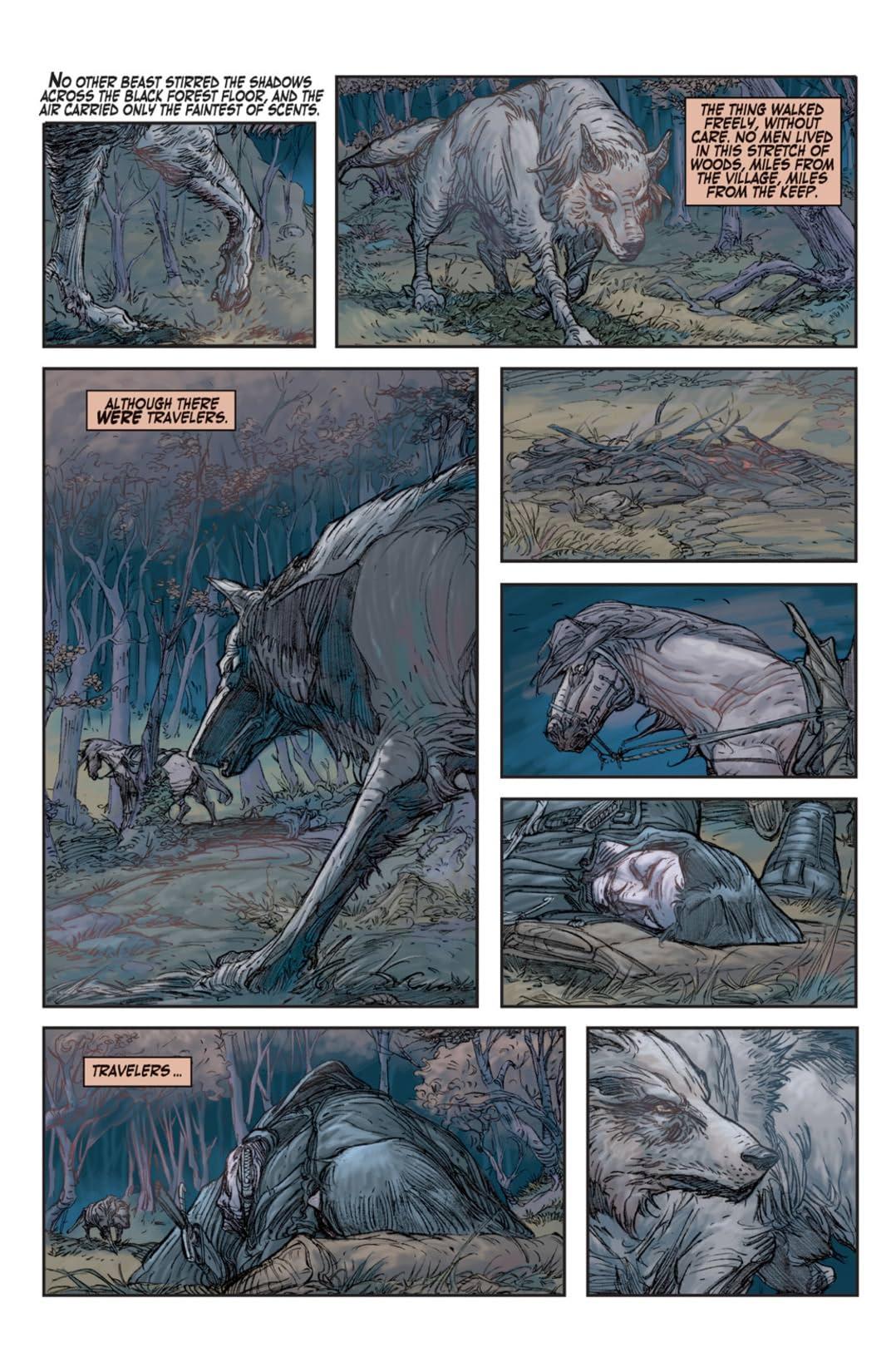 Solomon Kane #1