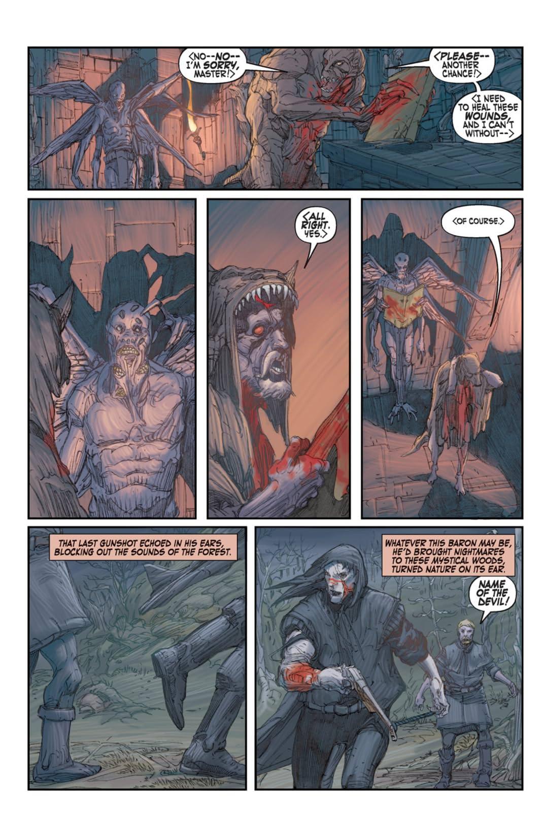 Solomon Kane #5