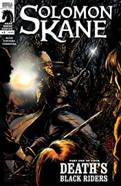 Solomon Kane: Death's Black Riders #1