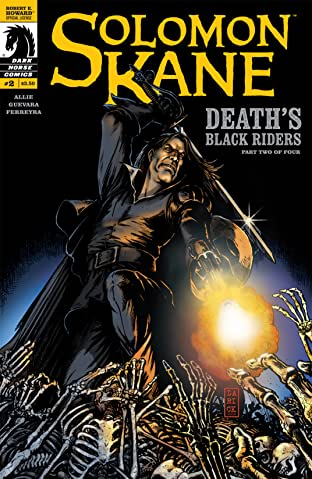 Solomon Kane: Death's Black Riders #2