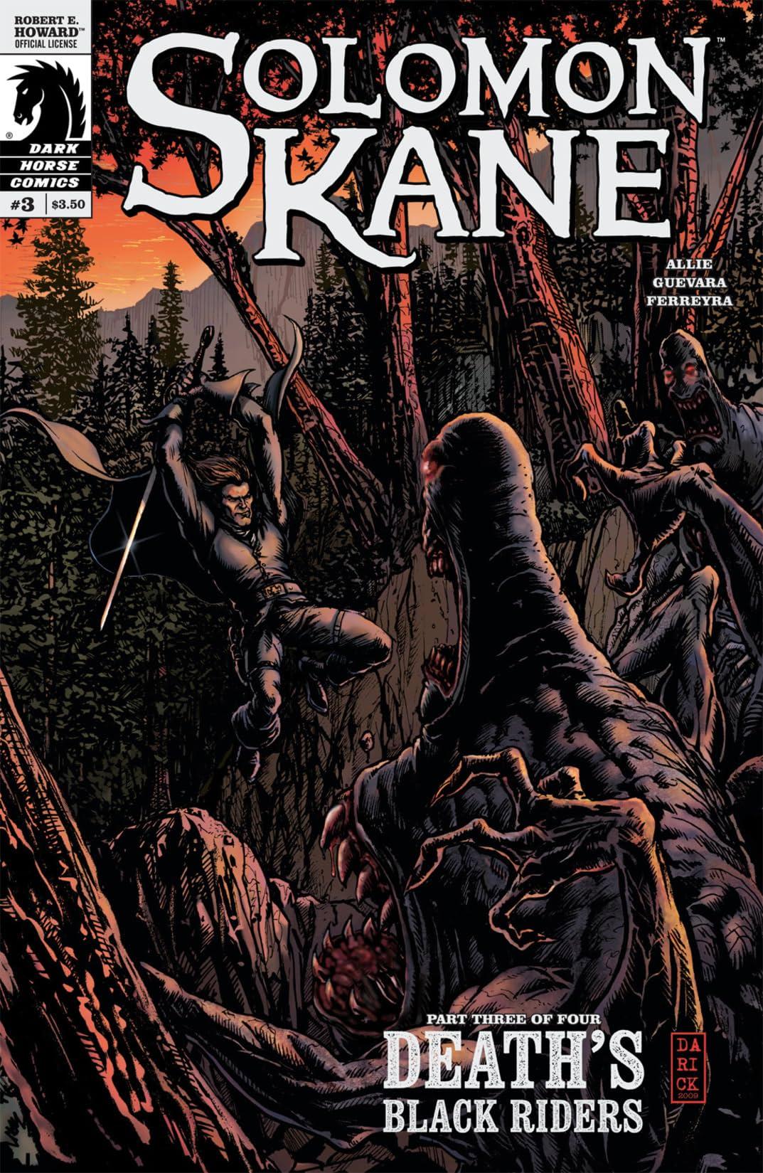 Solomon Kane: Death's Black Riders #3