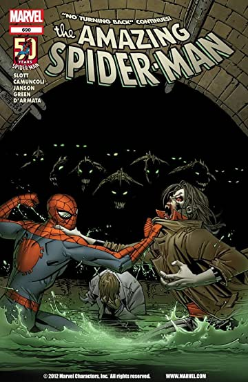 Amazing Spider-Man (1999-2013) #690