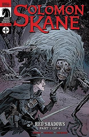 Solomon Kane: Red Shadows #1