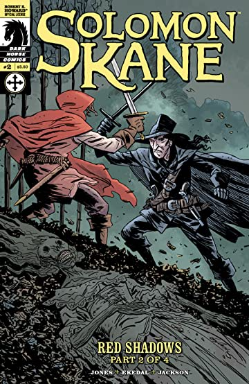 Solomon Kane: Red Shadows #2