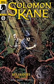 Solomon Kane: Red Shadows #3