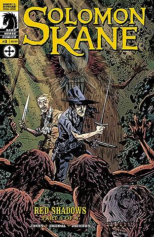Solomon Kane: Red Shadows #3