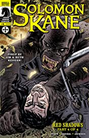 Solomon Kane: Red Shadows #4
