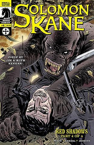 Solomon Kane: Red Shadows #4
