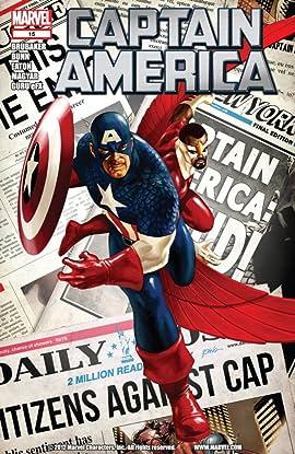 Captain America (2011-2012) No.15