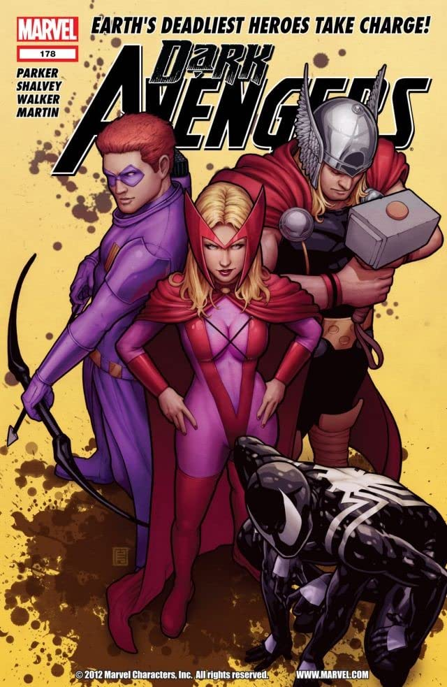 Dark Avengers #178