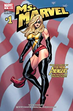 Ms. Marvel (2006-2010) #1