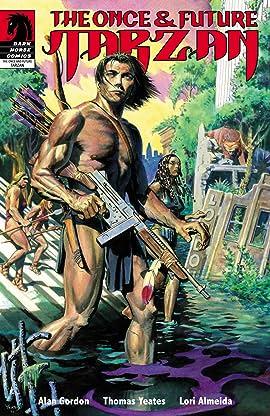 Tarzan: The Once and Future Tarzan #1