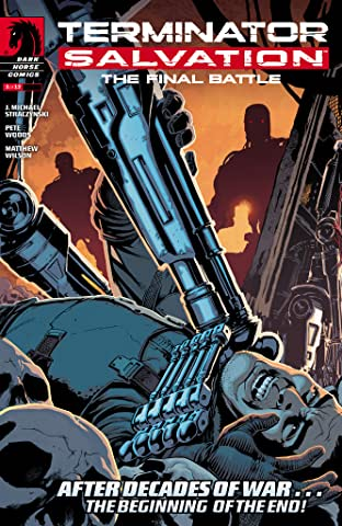 Terminator Salvation: The Final Battle #1