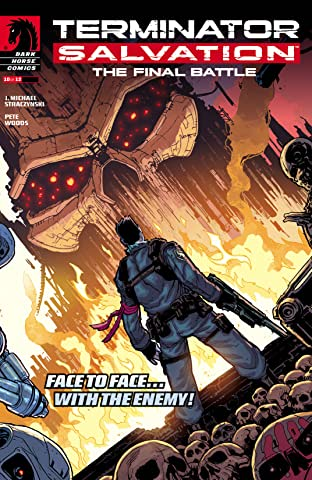Terminator Salvation: The Final Battle #10