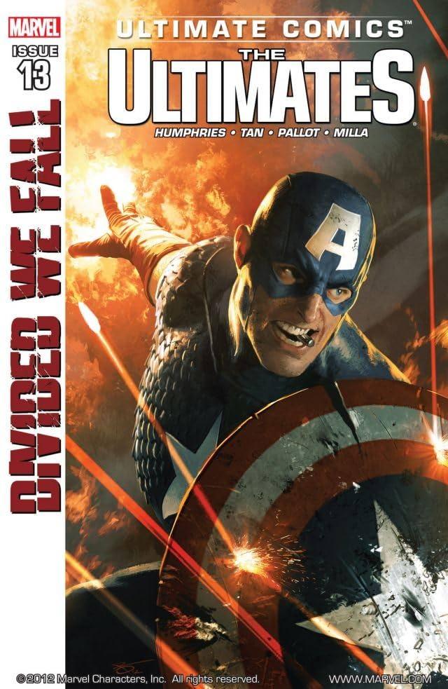 Ultimate Comics Ultimates #13