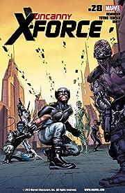Uncanny X-Force (2010-2012) #28